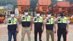 동두천시 '도로의 무법자' 과적차량 단속 9월부터, 하중·중량 초과 등